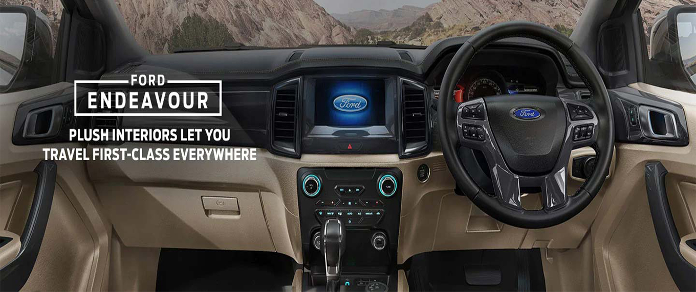 Ford Endeavour Ghaziabad