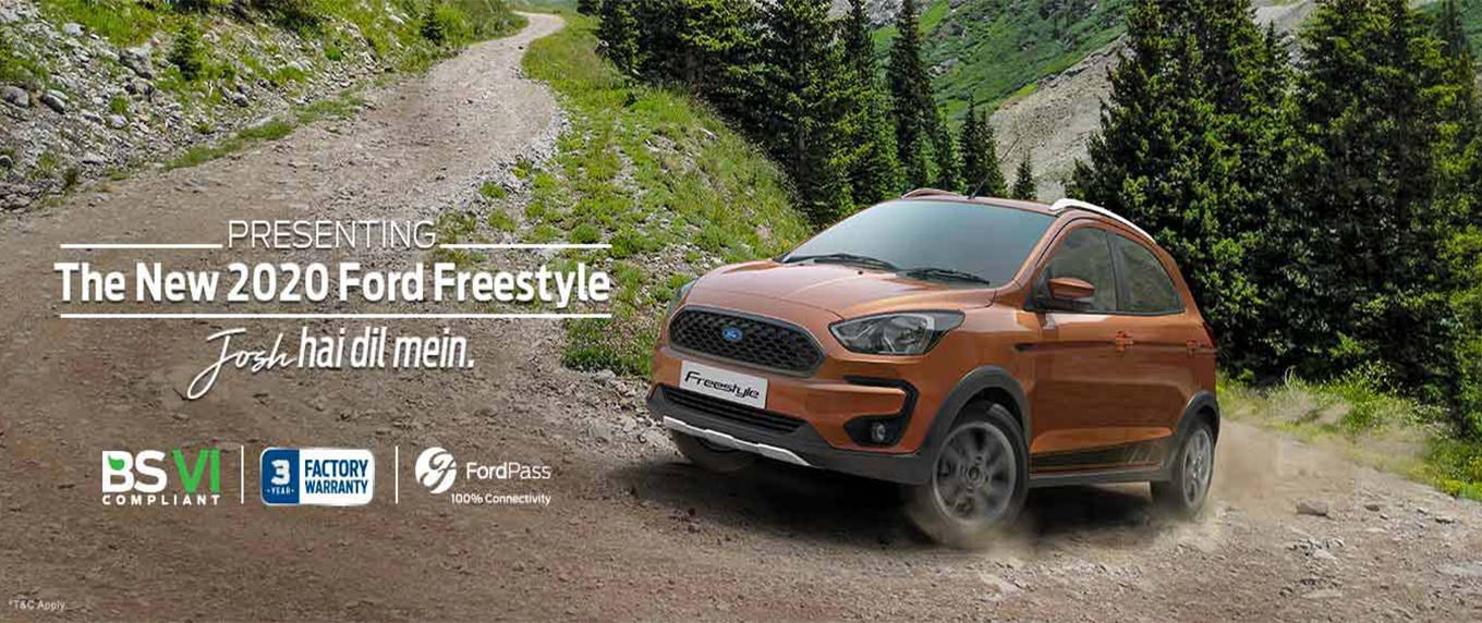 ford freestyle price